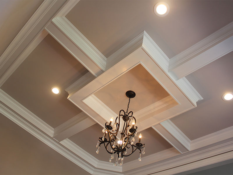 Painting Trim & Crown Molding in Omaha, NE