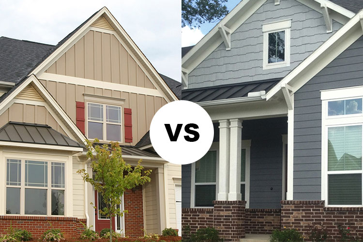 Choosing Between Vertical & Horizontal Home Siding